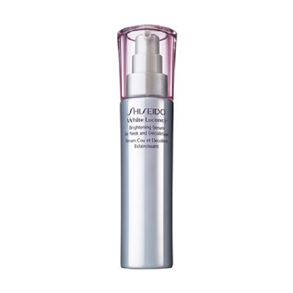 Serum làm sáng vùng cổ Shiseido White Lucent Brightening Serum for Neck and Décolletage