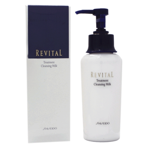 Sữa tẩy trang Shiseido Revital Treatment Cleansing Milk