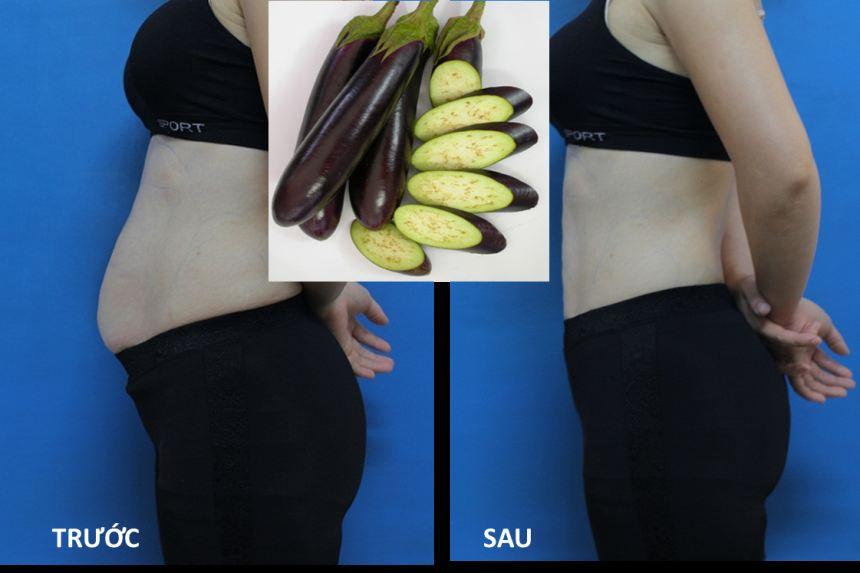 2 loại nước củ quả giúp đánh bay mỡ thừa vùng bụng hữu hiệu