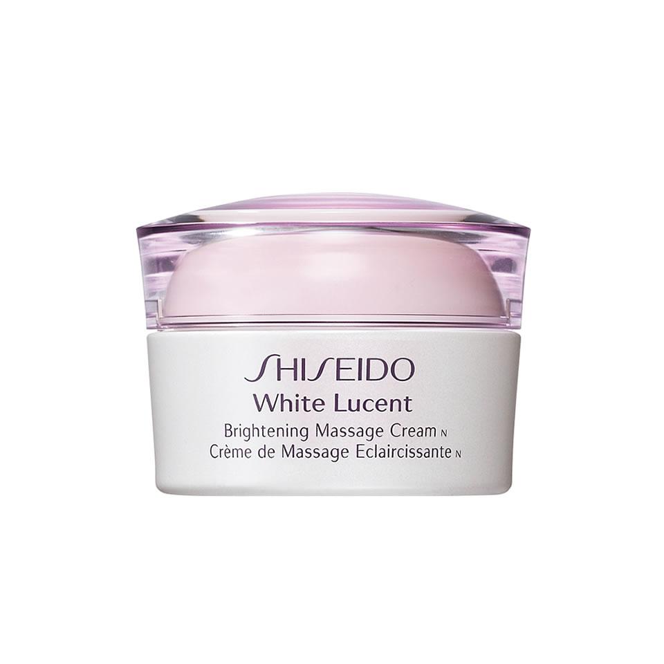 Kem massage trắng da Shiseido White Lucent Brightening Massage Cream N