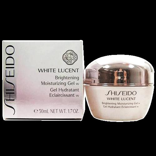 Gel dưỡng đêm cho da thường và da dầu Shiseido White Lucent Brightening Moisturizing Gel w