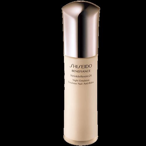 Sữa dưỡng đêm chống lão hóa Shiseido Benefiance WrinkleResist24 Night Emulsion