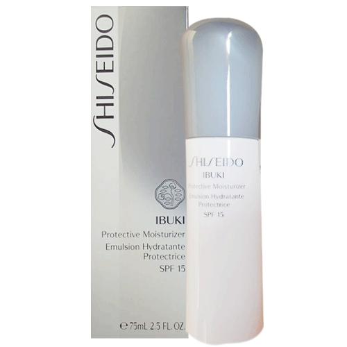 Sữa dưỡng ẩm ngày Shiseido Ibuki Protective Moisturizer
