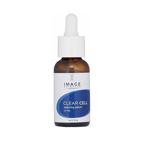 Serum làm dịu da, kiểm soát bã nhờn Image Skincare Clear Cell Restoring Serum Oil Free