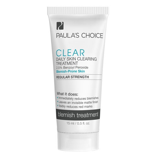 Gel giảm mụn Paula's Choice Clear Regular Strength Daily Skin Clearing Treatment 15ml