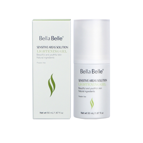 Gel Trị Thâm Vùng Nhạy Cảm Bella Belle Sensitive Areas Solution Lightening