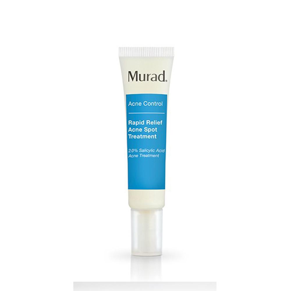 Gel giảm mụn trong 4 giờ Murad Rapid Relief Acne Spot Treatment - Tặng 1 tuýp kem chống nắng Murad 10ml