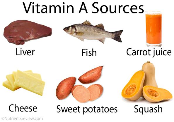 Vitamin A có tác dụng gì đối với làn da?
