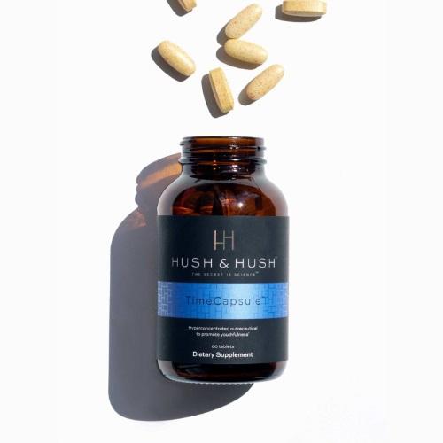 Viên Uống Khỏe Đẹp Tổng Thể Hush & Hush Time Capsule 60 pills