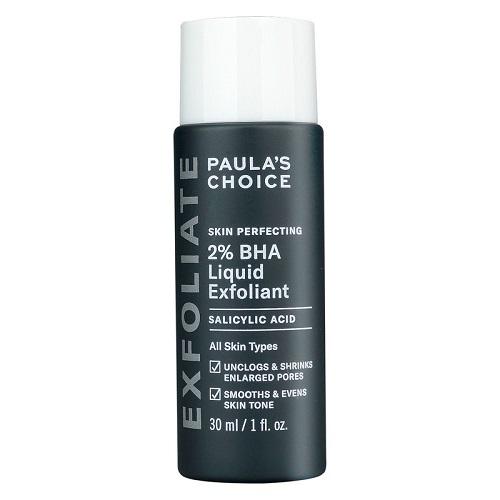 Dung dịch loại bỏ tế bào chết Paula's Choice Skin Perfecting 2% BHA Liquid Exfoliant