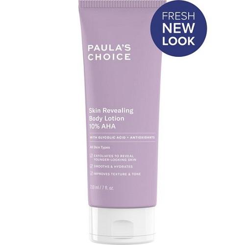 Kem dưỡng thể trắng da Paula`s Choice Resist Skin Revealing Body Lotion 10% AHA