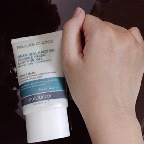 Gel dưỡng ẩm Paula`s Choice Skin Balancing Invisible Finish Moisture Gel