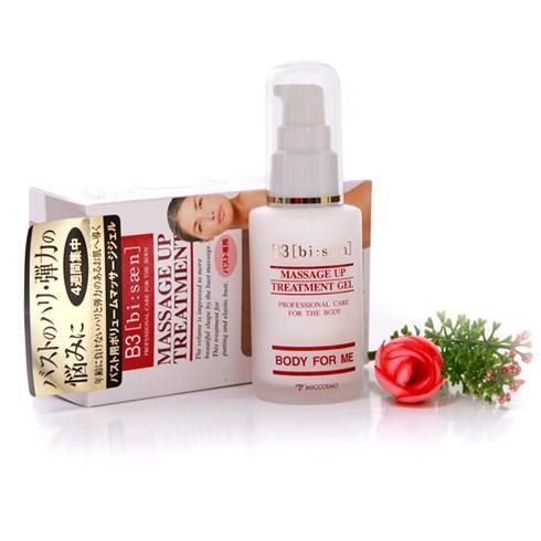 Gel massage làm căng và săn chắc ngực B3 Massage Up Treatment Gel