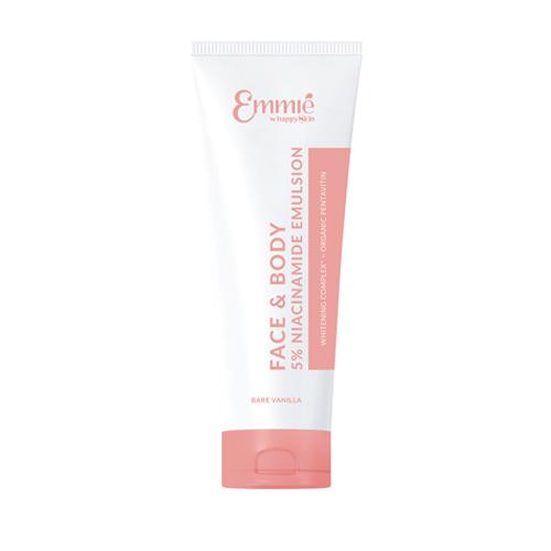 Kem Dưỡng Trắng Emmié Face & Body Emulsion 5% Niacinamide 150g