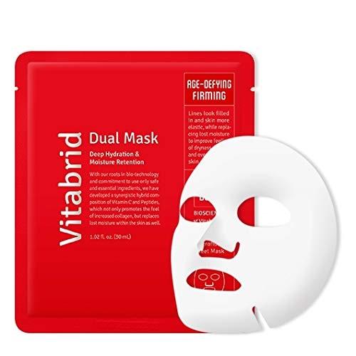 Mặt nạ chống lão hóa da Vitabird Dual Mask Age-Defying & Firming