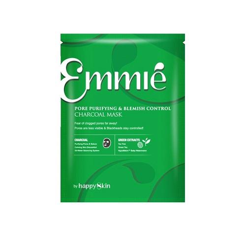 Mặt nạ thải độc chăm sóc lỗ chân lông dành cho da dầu mụn Emmié