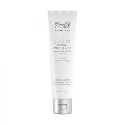 Sữa dưỡng ẩm chống nắng Paula's Choice Calm Mineral Moisturizer SPF 30 Oily Skin