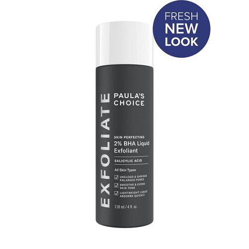 Dung dịch loại bỏ tế bào chết Paula`s Choice Skin Perfecting 2% BHA Liquid Exfoliant