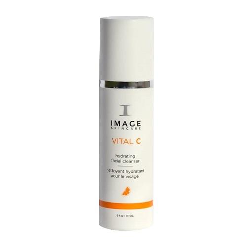 Sữa rửa mặt dưỡng ẩm và phục hồi da Image Skincare Vital C Hydrating Facial Cleanser