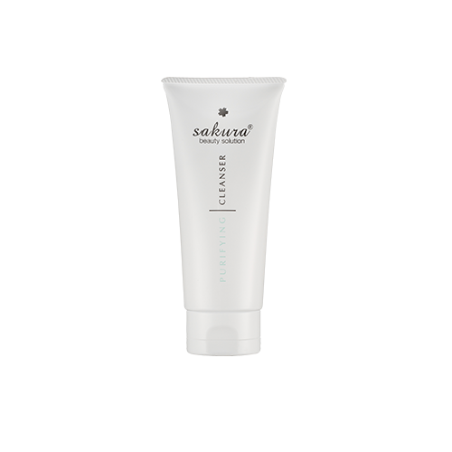 Sữa rửa mặt hỗ trợ phòng ngừa mụn cho da nhờn Sakura Purifying Cleanser