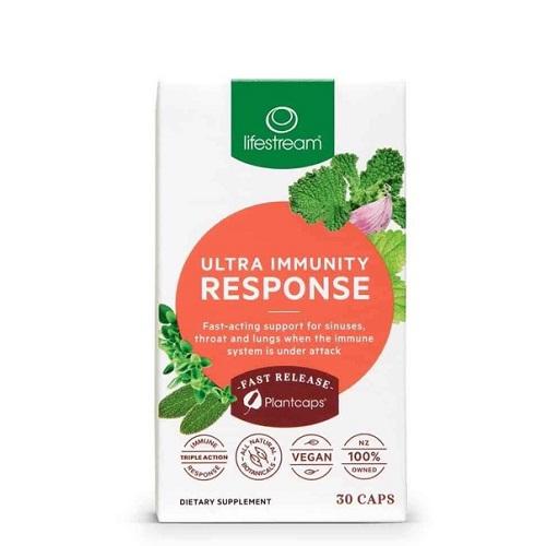 Viên uống kích hoạt hệ miễn dịch Lifestream Ultra Immunity Response