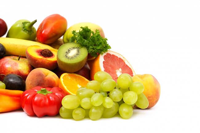 Dưỡng da trắng hồng từ bên trong với 7 loại trái cây