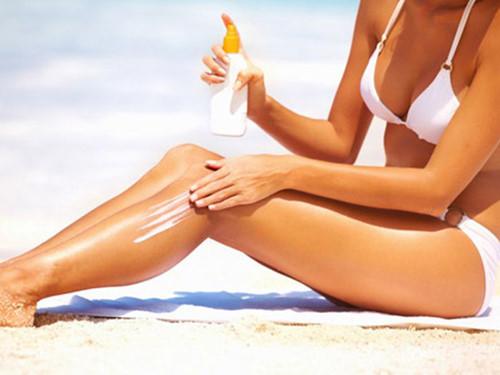 Nên đối phó với làn da dễ bắt nắng như thế nào?