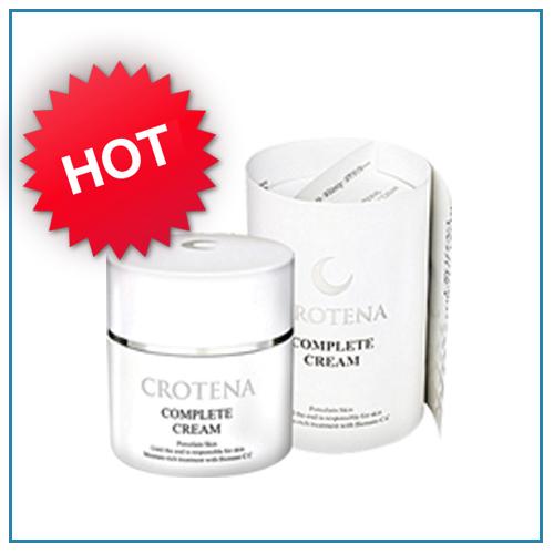 Kem dưỡng da che khuyết điểm Crotena Complete CC Cream