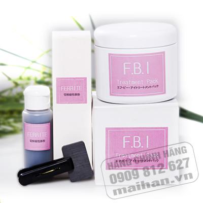 F.B.I.Treatment Pack