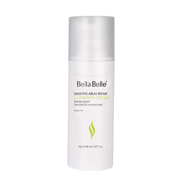 Kem Trị Thâm Vùng Kín Bella Belle Sensitive Areas Repair Lightening Cream