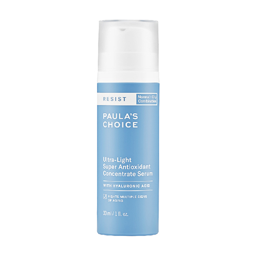 Serum ngăn ngừa lão hóa Paula's Choice Resist Ultra Light Super Antioxidant Concentrate Serum