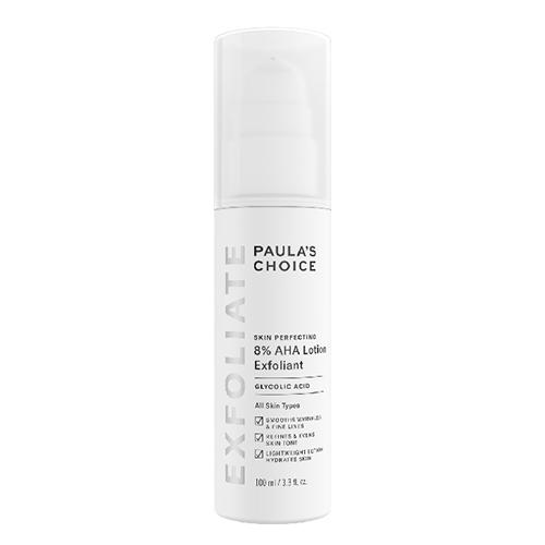 Sản phẩm loại bỏ tế bào chết Paula`s Choice Skin Perfecting AHA 8% Lotion