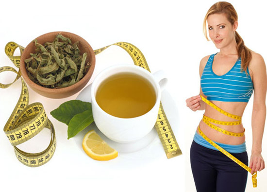 Image result for trà giảm cân
