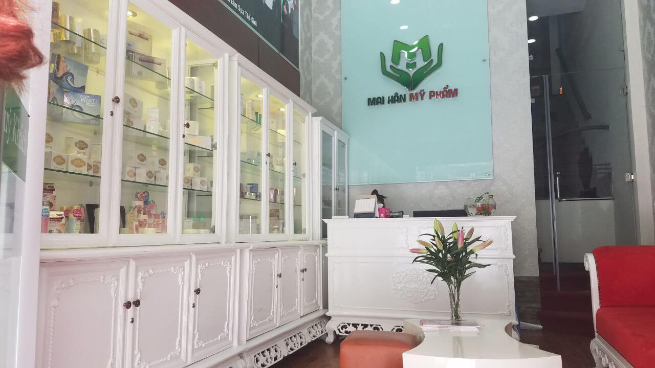 Showroom Mai Hân tại quận Bình Thạnh