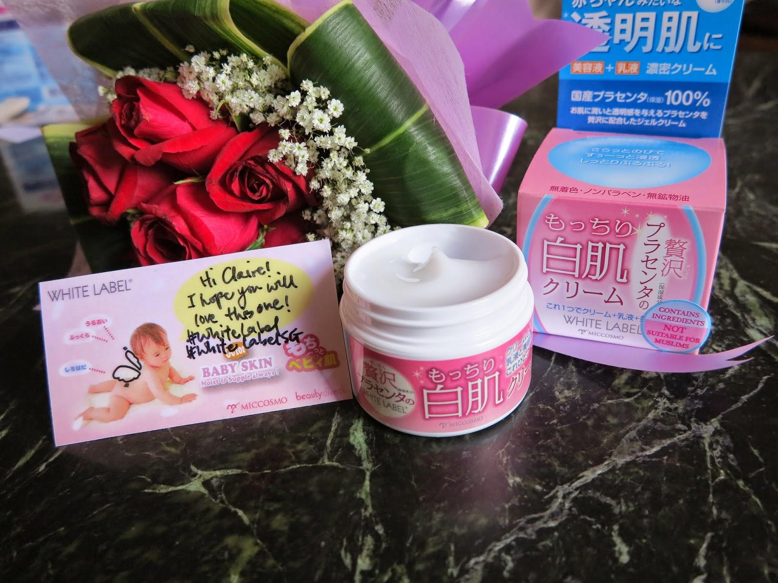 Kem dưỡng trắng da White Lable Premium Placenta