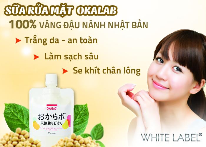 Top 2 Loại Sữa Rửa Mặt Không Tạo Bọt An Toàn 100% Cho Da