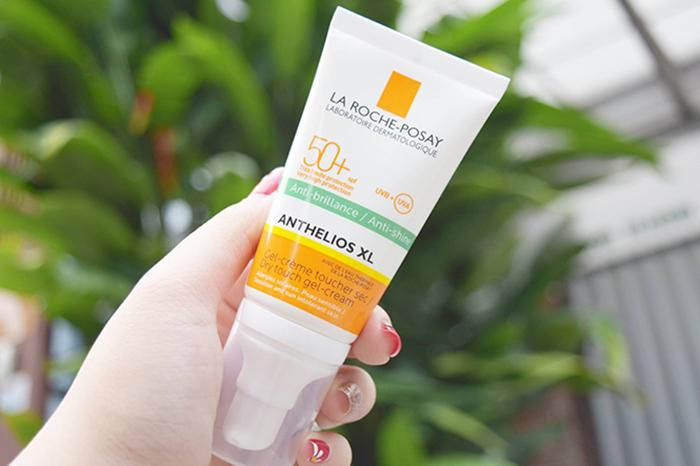 Kem Chống Nắng La Roche-Posay Anthelios XL Anti-Shine Dry Touch Gel-Cream