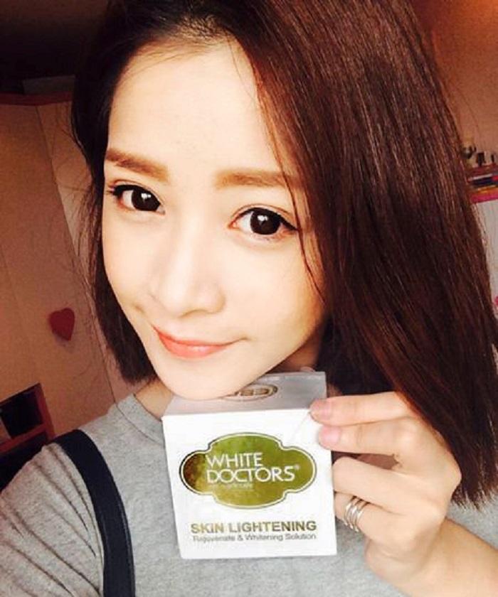 Skin Lightening là dòng sản phẩm yêu chuộng của Chi Pu