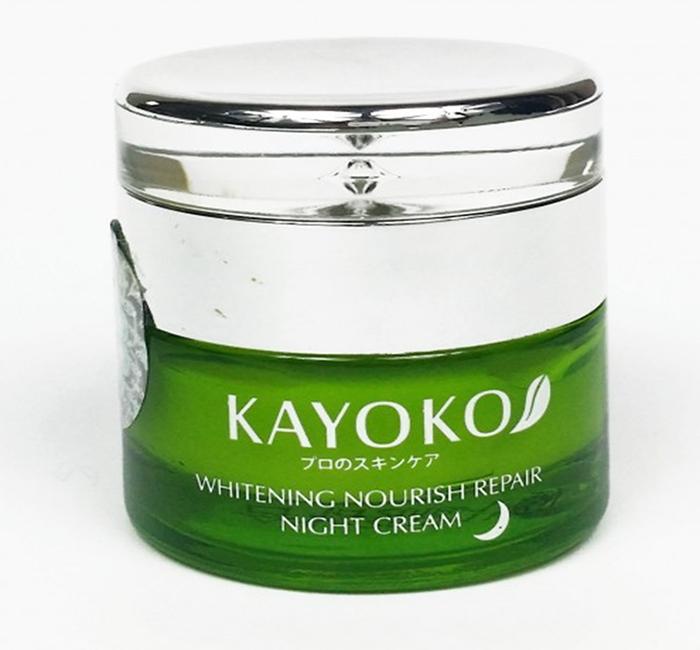 Kem dưỡng da Kayoko xuất xứ Nhật Bản