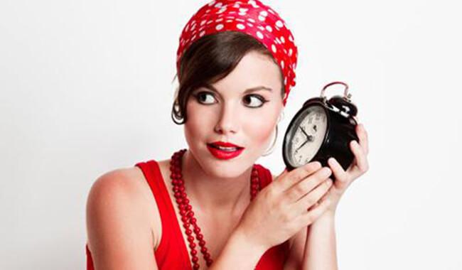 7 mốc thời gian chăm sóc da lý tưởng mỗi ngày để có một làn da đẹp