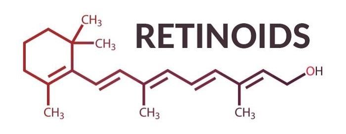 Retinol đóng vai trò quan trọng trong điều trị các vấn đề lão hóa da