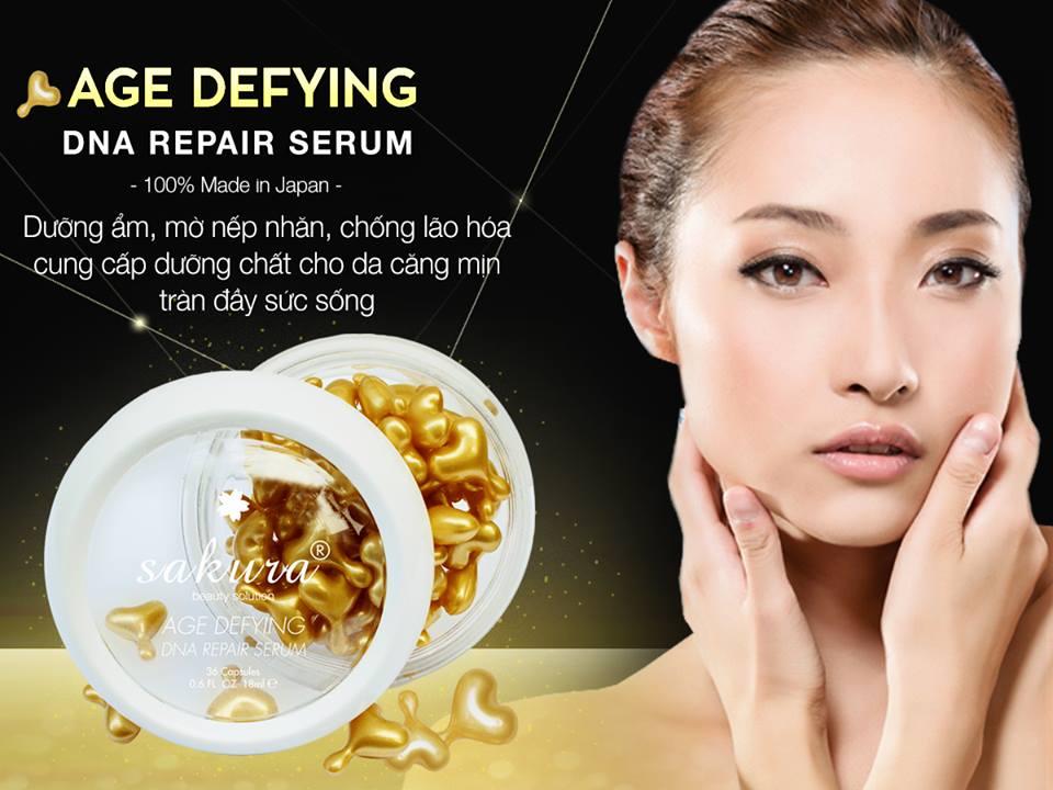 Ở đâu bán Sakura Age Defying DNA Repair Serum chính hãng?