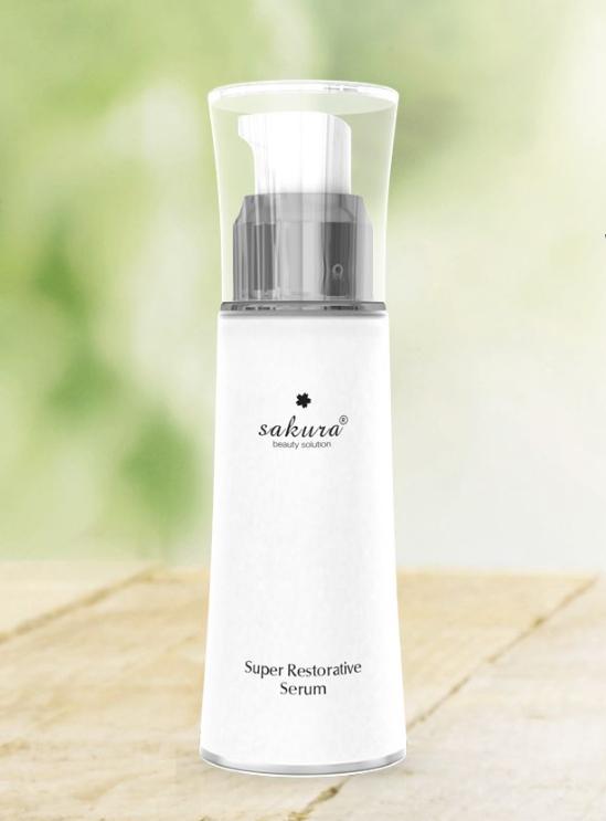 Sakura Restorative Collection - bộ dưỡng trắng chống lão hóa da Sakura Whitening Set Phiên bản 2018 chính thức ra mắt hình ảnh 6