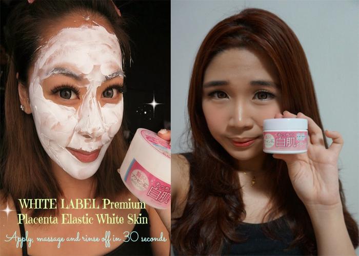 Các cô gái châu Á cũng yêu thích dòng sản phẩm White Label