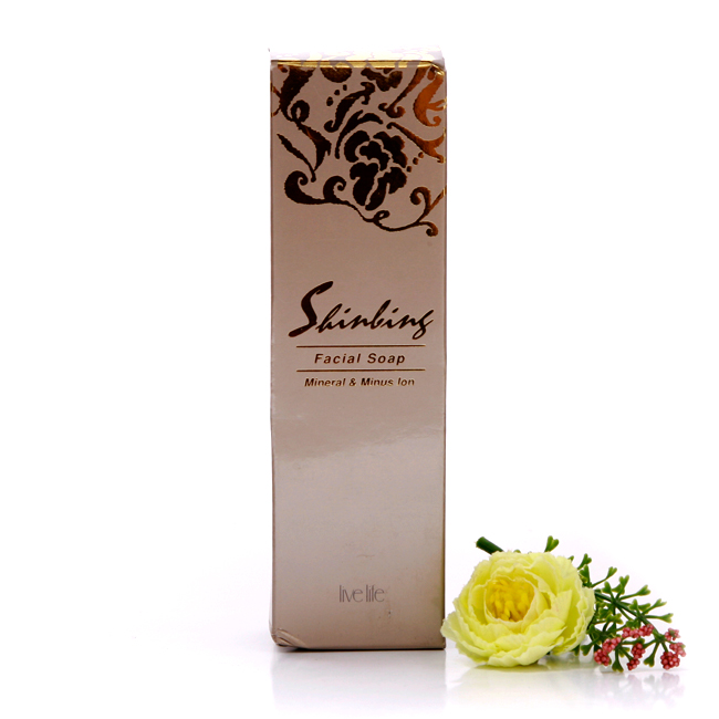 Sữa rửa mặt Shinbing cho làn da luôn mềm mịn và tươi sáng