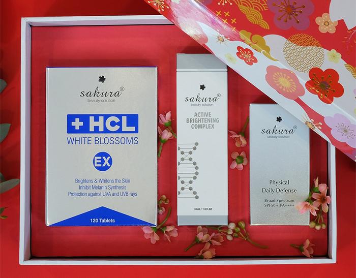 Bộ sản phẩm giảm nám chuyên sâu Sakura Nhật Bản đã giúp hàng triệu phụ nữ Việt thoát khỏi nám da