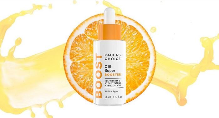RESIST C15 Super Booster chứa hàm lượng vitamin C lý tưởng, thích hợp sử dụng cho mọi loại da