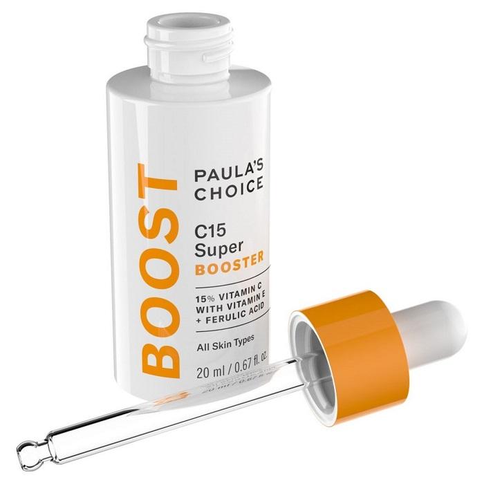 RESIST C15 Super Booster chứa nhiều công dụng đáng kinh ngạc cho làn da