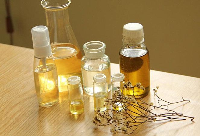 Công thức dầu hạnh nhân + sáp ong + dầu dừa
