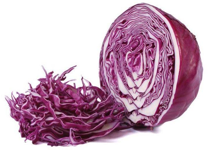 Bắp cải tím là loại rau mang đến hiệu quả giảm cân cực kì tốt